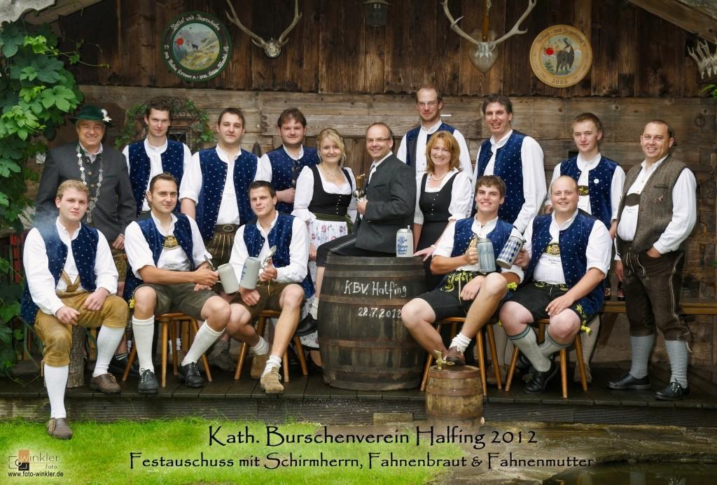 Festausschuss 2012