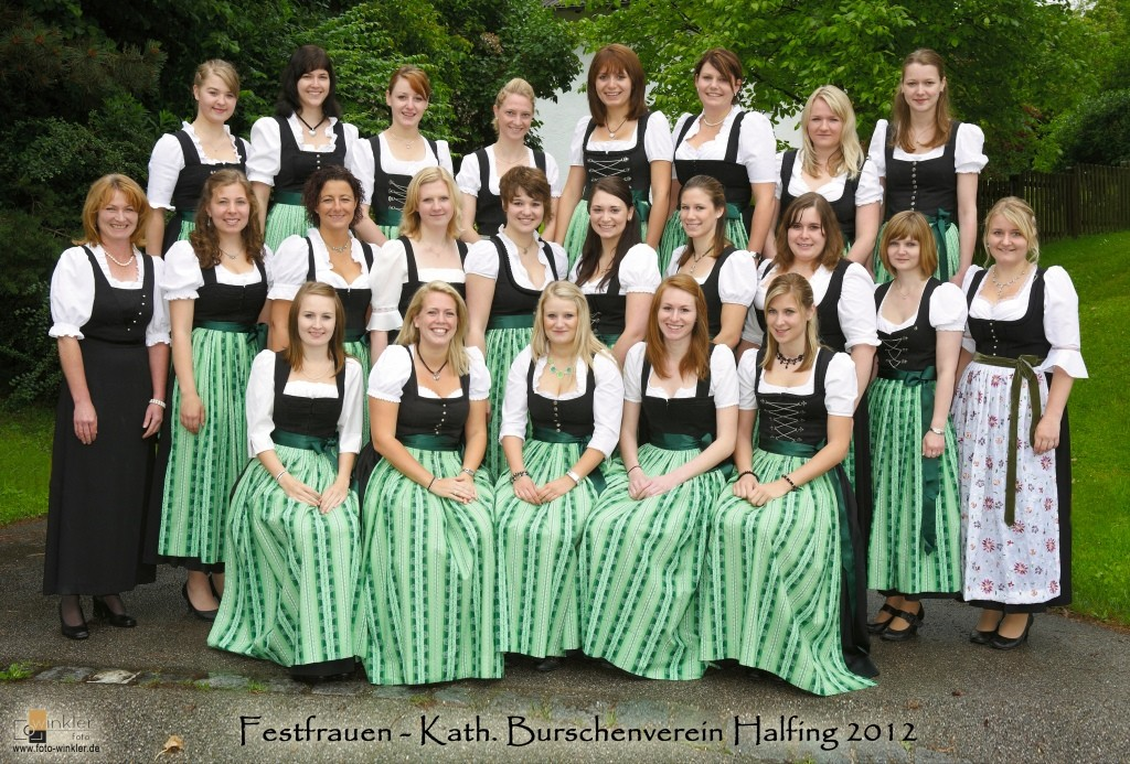 Festfrauen 2012